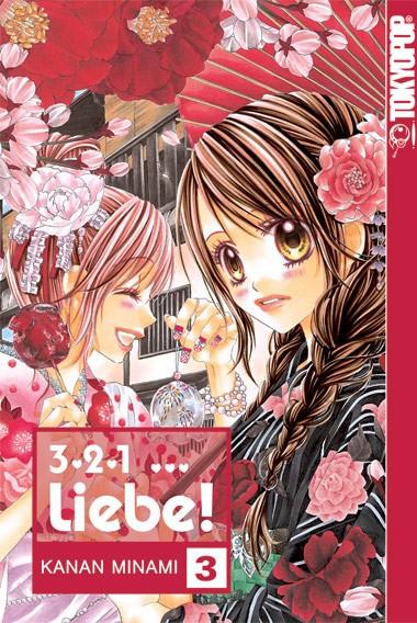 3, 2, 1 ... Liebe!, Band 03