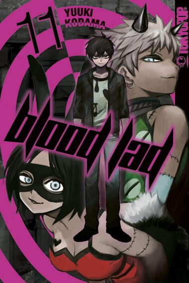 Blood Lad, Band 11