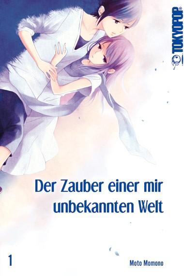 Der Zauber einer mir unbekannten Welt, Band 01