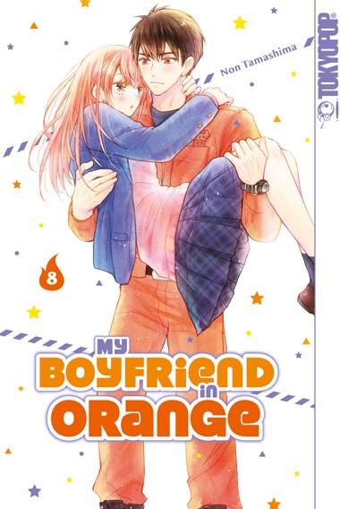My Boyfriend in Orange, Band 08