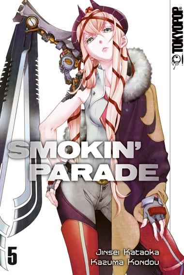 Smokin' Parade, Band 05