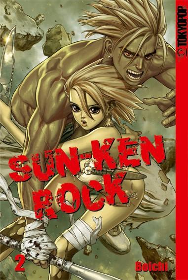 Sun-Ken Rock, Band 02