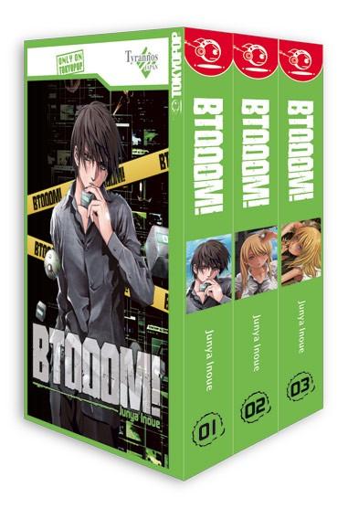 BTOOOM!, Box 01