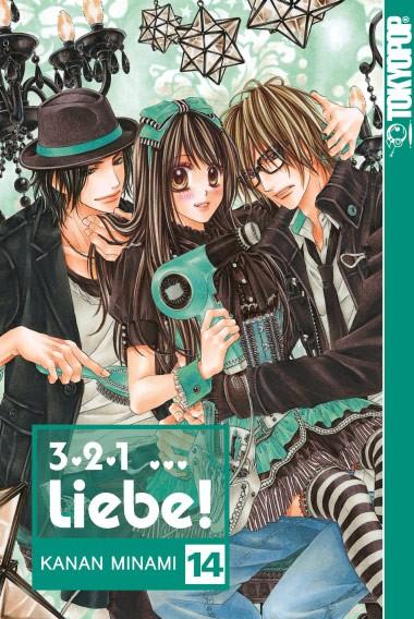 3, 2, 1 ... Liebe!, Band 14