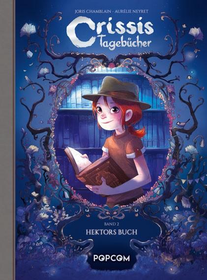 Crissis Tagebücher, Band 02: Hektors Buch