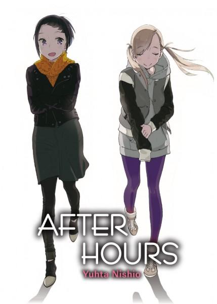 Postkarte - After Hours