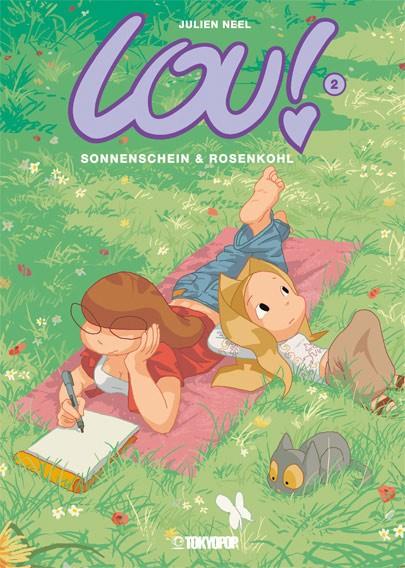 Lou!, Band 02: Sonnenschein & Rosenkohl