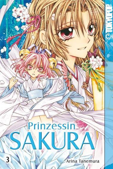 Prinzessin Sakura, Band 03