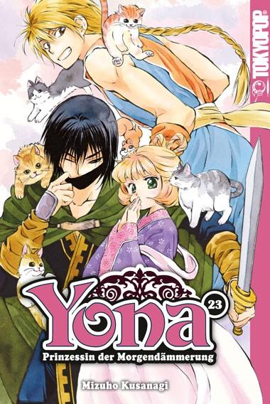 Yona - Prinzessin der Morgendämmerung, Band 23