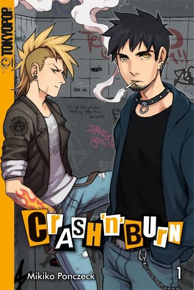 Crash 'n' Burn, Band 01