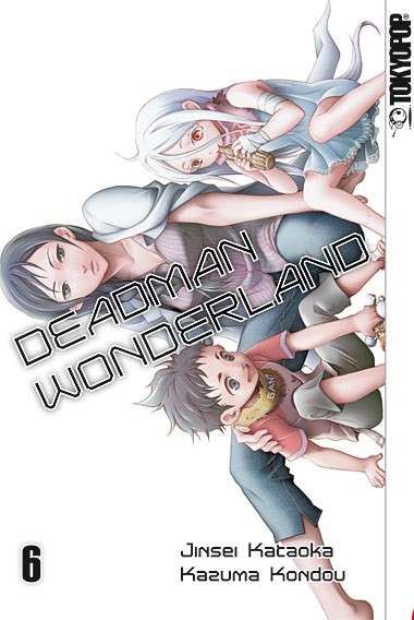 Deadman Wonderland, Band 06