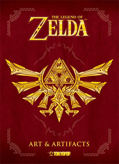 The Legend of Zelda: Art & Artifacts (Artbook)