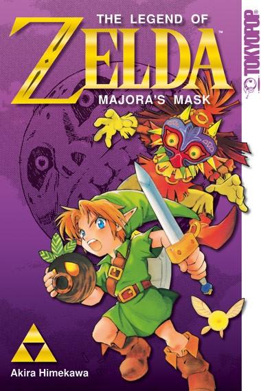 The Legend of Zelda: Majora's Mask, Einzelband