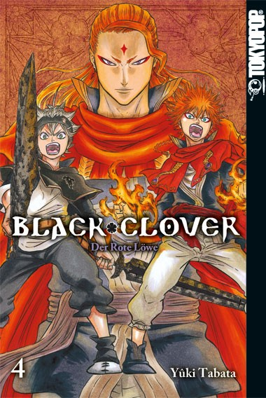 Black Clover – Der Rote Löwe, Band 04