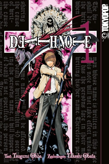 Death Note, Band 01