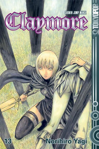 Claymore, Band 13