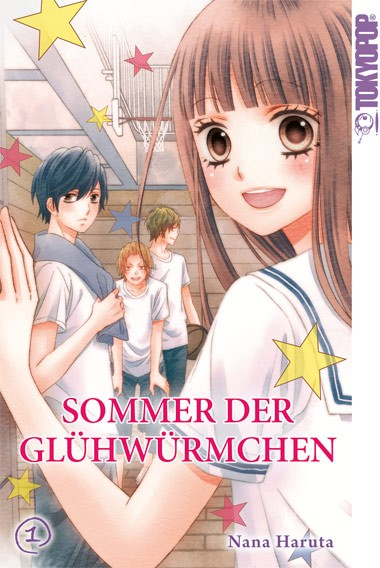 Sommer der Glühwürmchen, Band 01