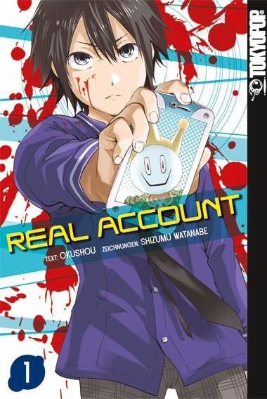 Real Account, Band 01