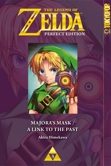 The Legend of Zelda - Perfect Edition: Majoras Mask / A Link to the Past