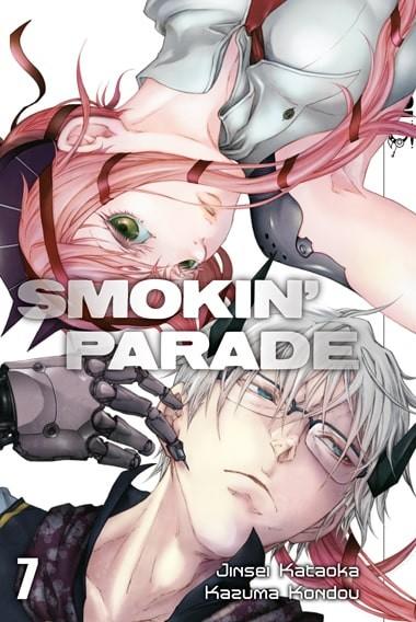 Smokin' Parade, Band 07