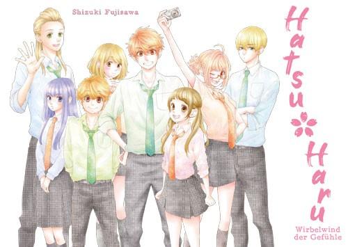 Postkarte: Hatsu * Haru