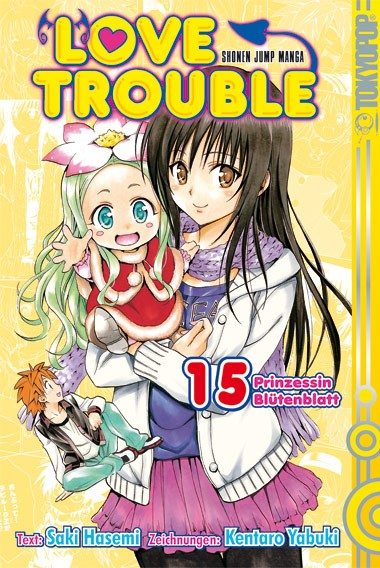 Love Trouble, Band 15