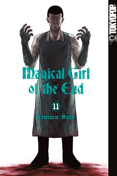 Magical Girl of the End, Band 11