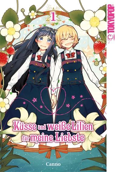 Küsse und weiße Lilien für meine Liebste, Band 01