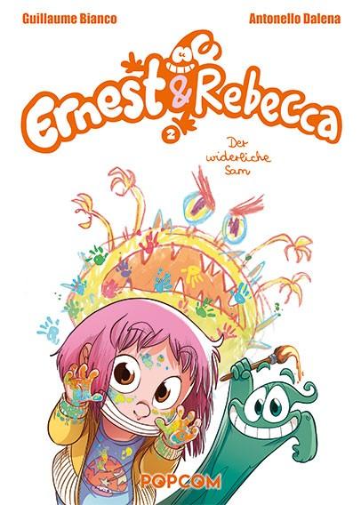 Ernest & Rebecca, Band 02: Der widerliche Sam