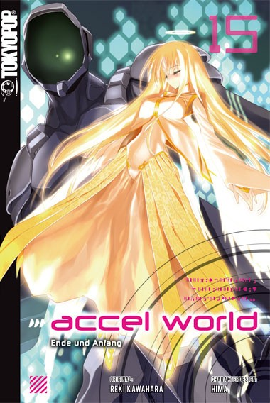 Accel World – Light Novel, Band 15