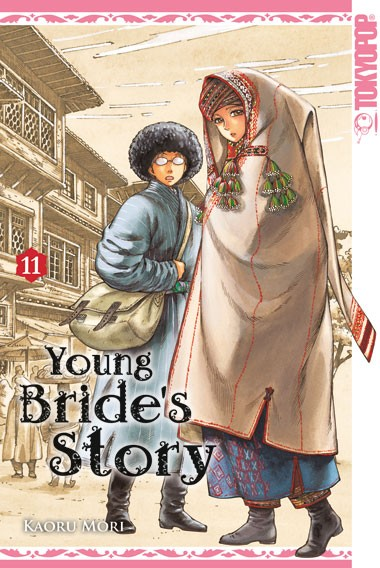 Young Bride's Story, Band 11