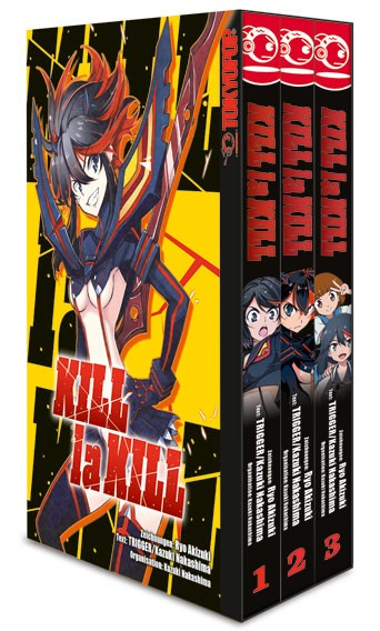 Kill la Kill, Box