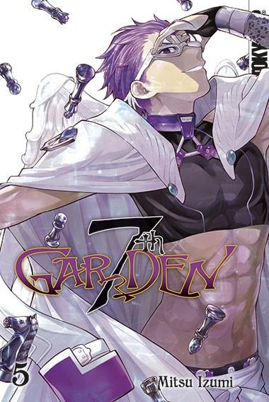 7th Garden, Band 05