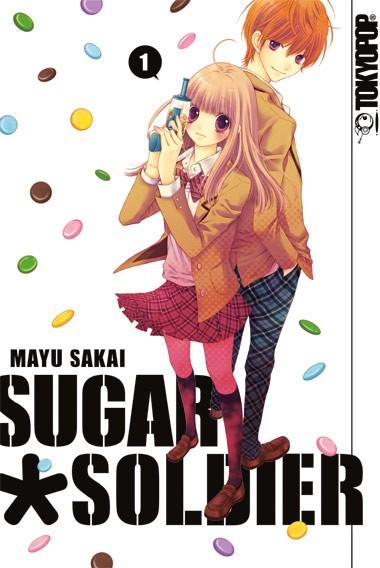 Sugar ✱ Soldier, Band 01
