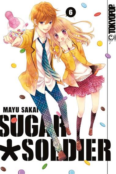 Sugar ✱ Soldier, Band 06