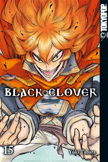 Black Clover – Gewinner, Band 15