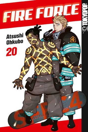 Fire Force, Band 20