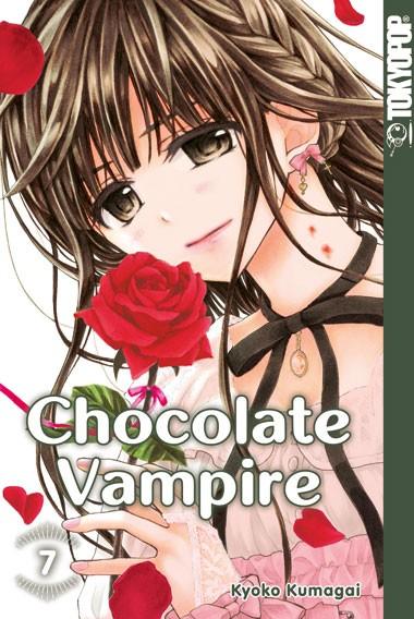 Chocolate Vampire, Band 07