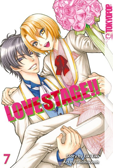 Love Stage!!, Band 07