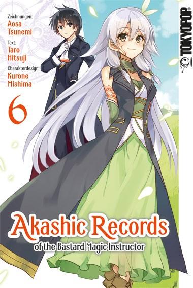 Akashic Records of the Bastard Magic Instructor, Band 06
