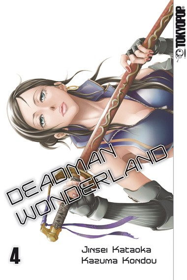 Deadman Wonderland, Band 04