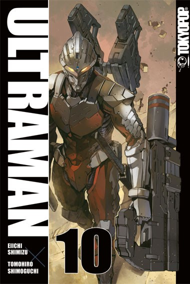 Ultraman, Band 10