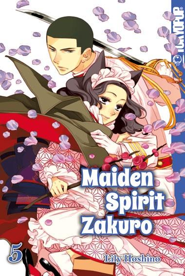 Maiden Spirit Zakuro, Band 05