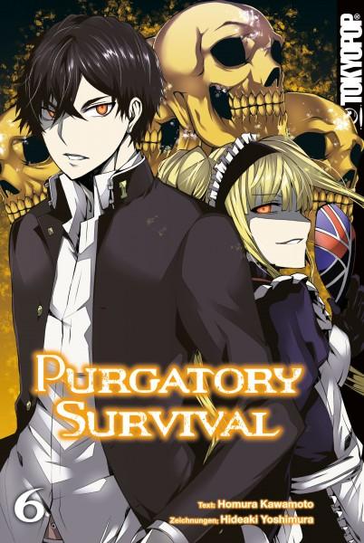 Purgatory Survival, Band 06 (Abschlussband)