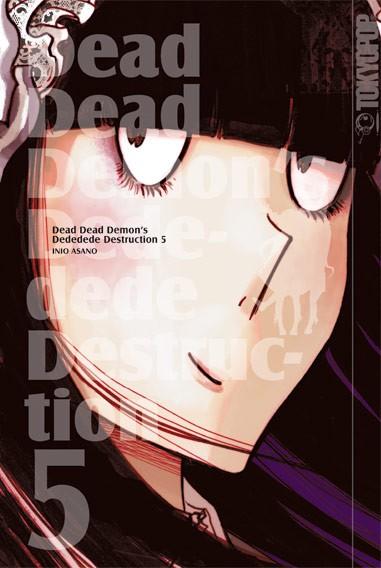 Dead Dead Demon's Dededede Destruction, Band 05