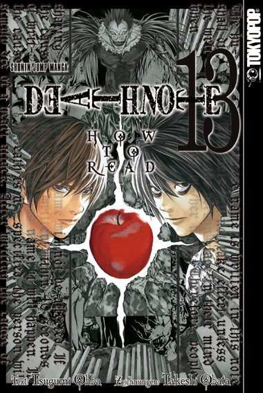 Death Note, Band 13 (Guidebook)
