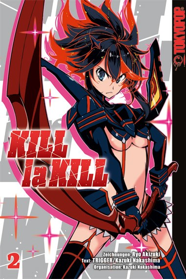 Kill la Kill, Band 02