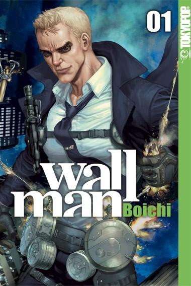 Wallman, Band 01