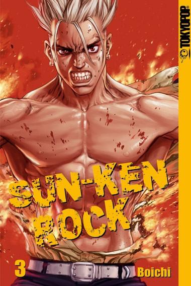 Sun-Ken Rock, Band 03