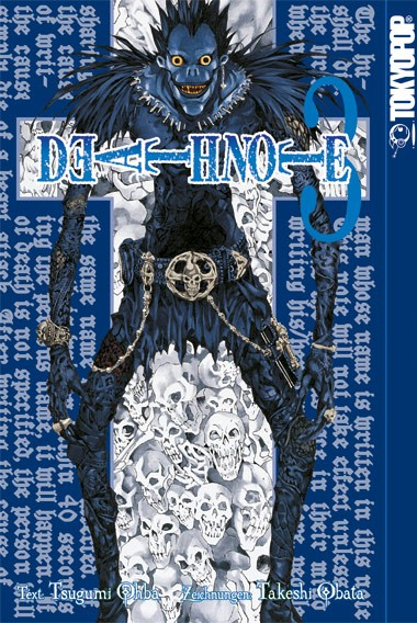 Death Note, Band 03